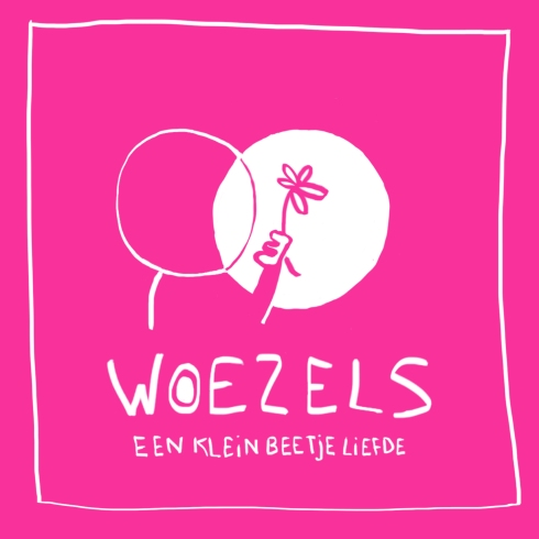 Woezels Pink album artwork